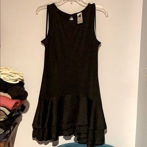 Black dress for any occasion NWOT Sz L